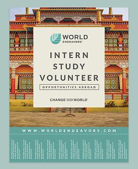 World Endeavours Volunteer in Thailand
