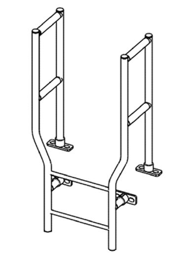 Walk-Thru Extension Kit