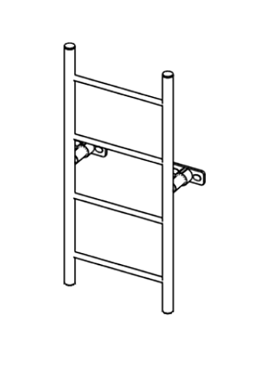 4 Foot Ladder Section