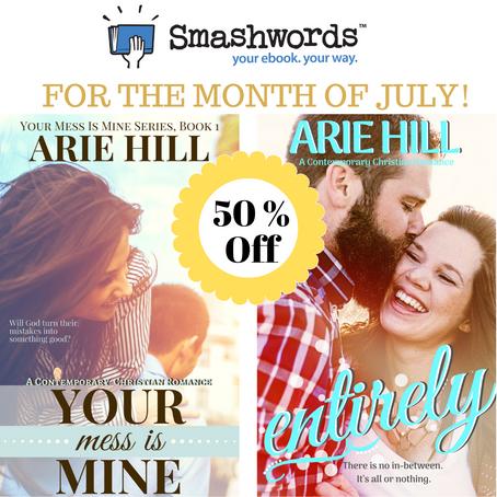 July Sale!