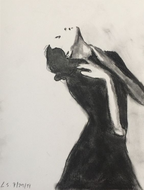 Charcoal Drawing I