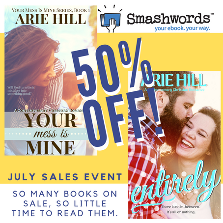Smashwords Sales Event!