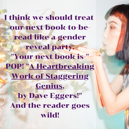 Book Reveal Party