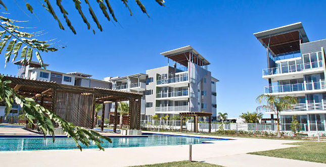 Breeze the Boardwalk apartments rent Mount Coolum