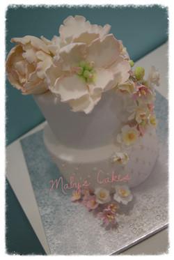 Tarta peonia tarta boda sabadell valles terrassa sant quirze santcugat tarta fondant flores (5)_edit