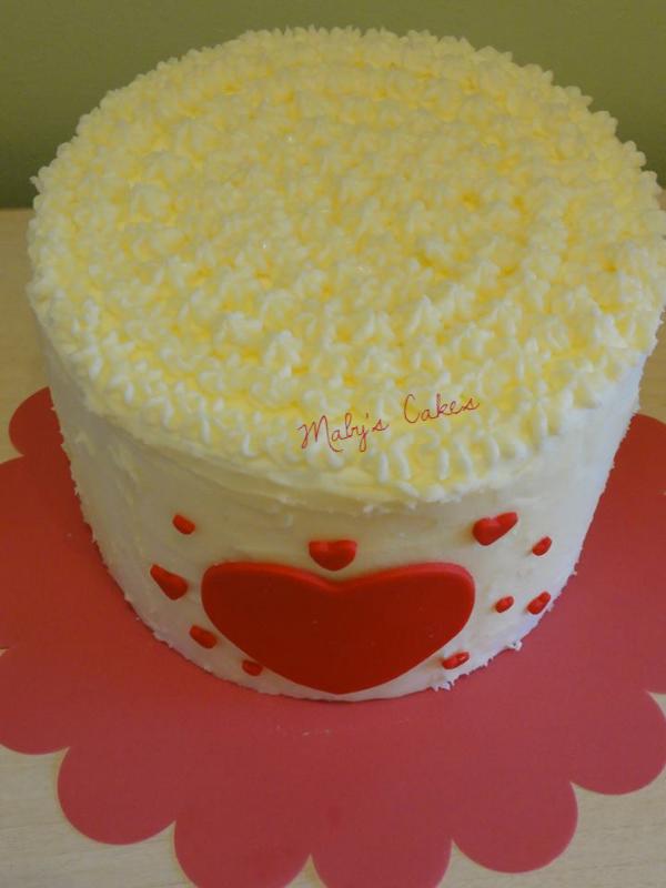 pasteles personalizados sabadell corazones