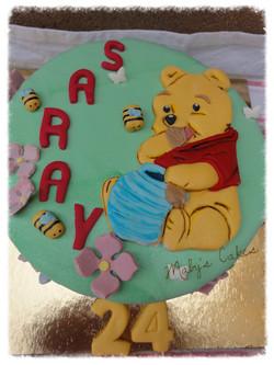 Tarta Winnie the Pooh