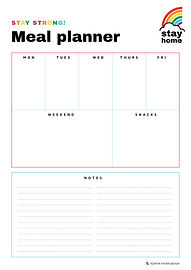 Daily Planner_work from home_Agatha Viei