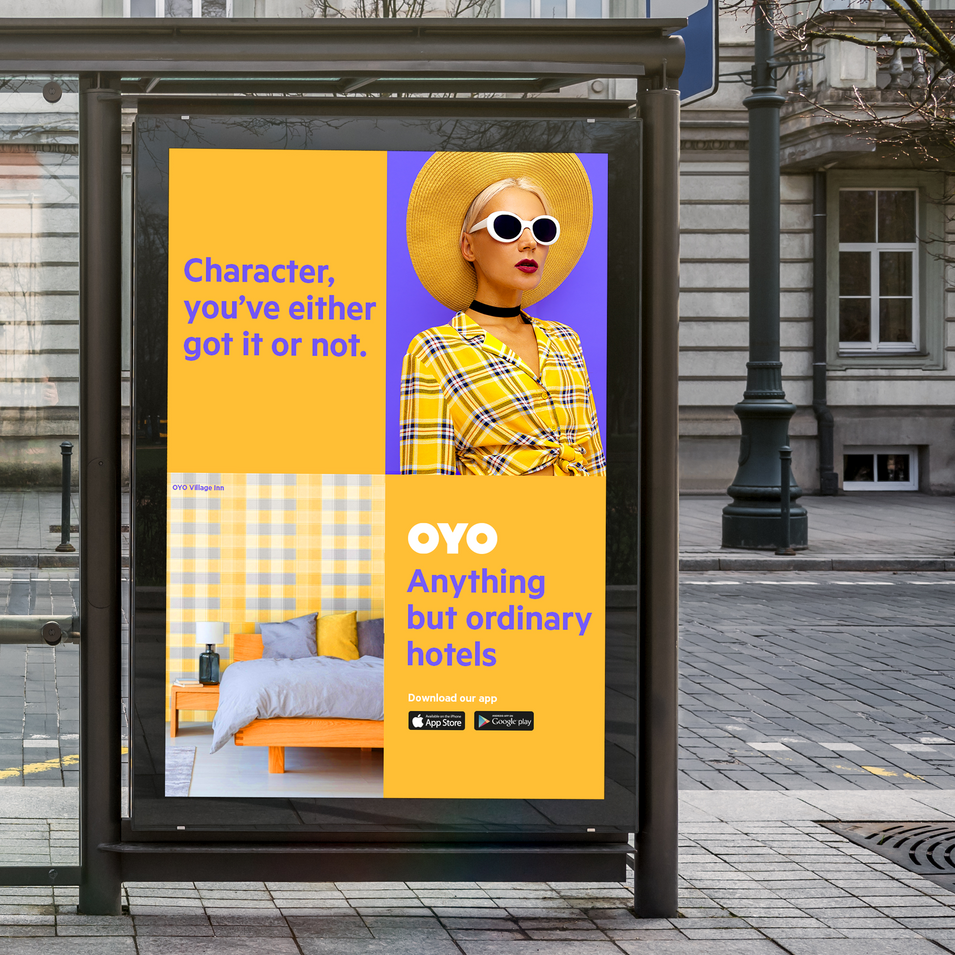 OYO Brand Awareness Campaign