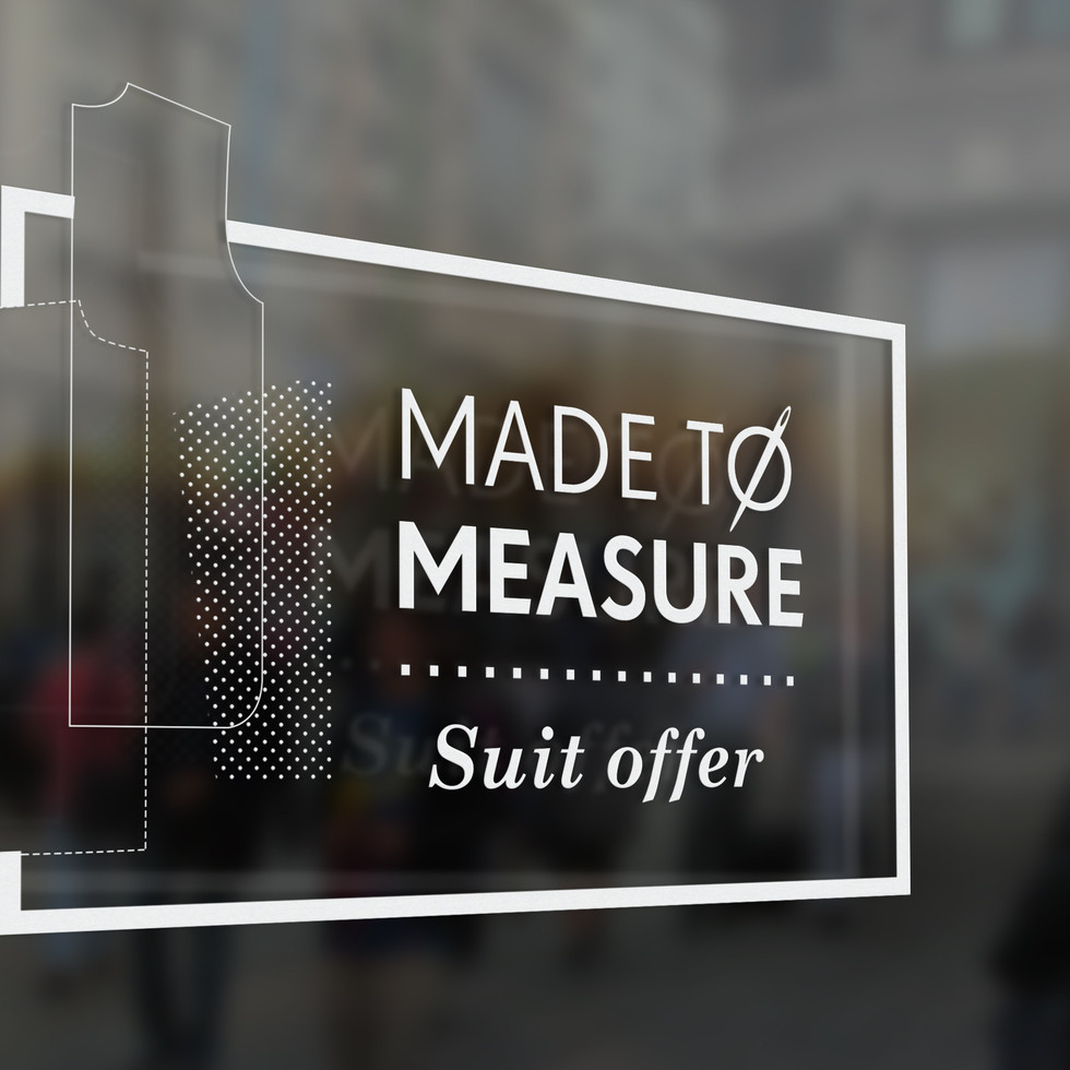 Made To Measure Vinyl