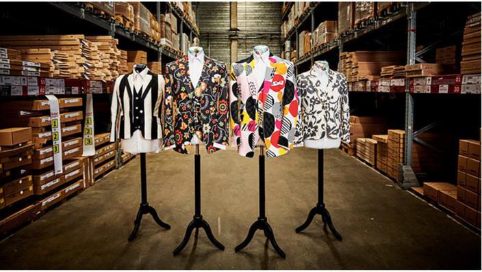 Ikea Suits
