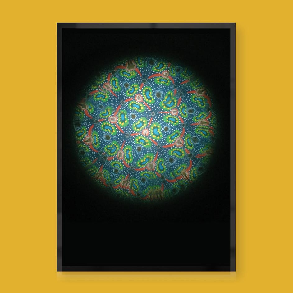Kaleidoscope Posters