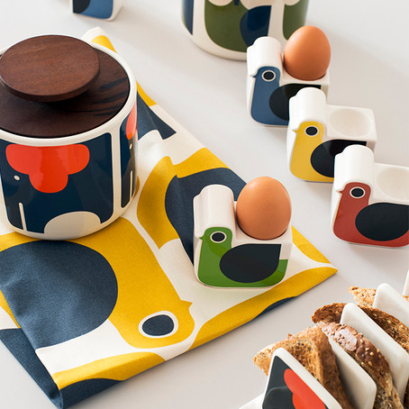 Orla Kiely Exhibition coming to London!