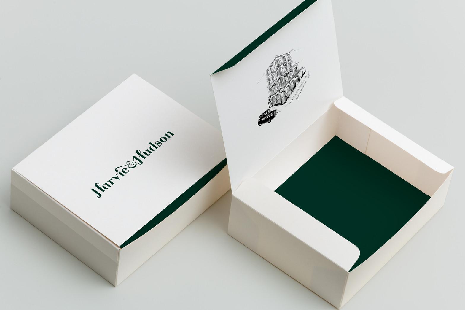 Mailing Box Design
