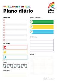 Daily Planner_work from home_Agatha Viei
