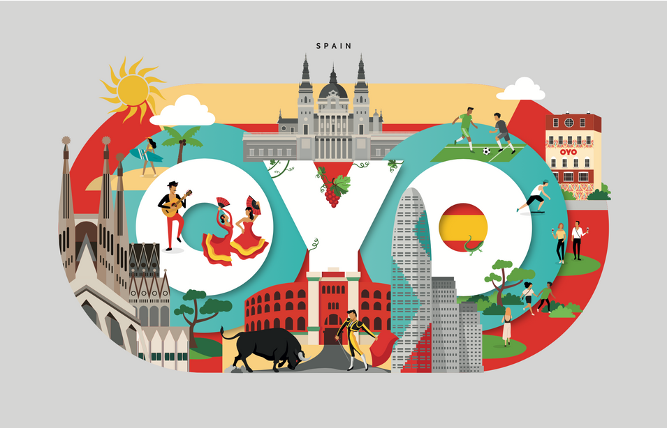 OYO Illustration