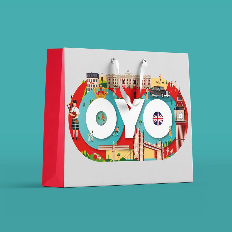 OYO Welcome Kit