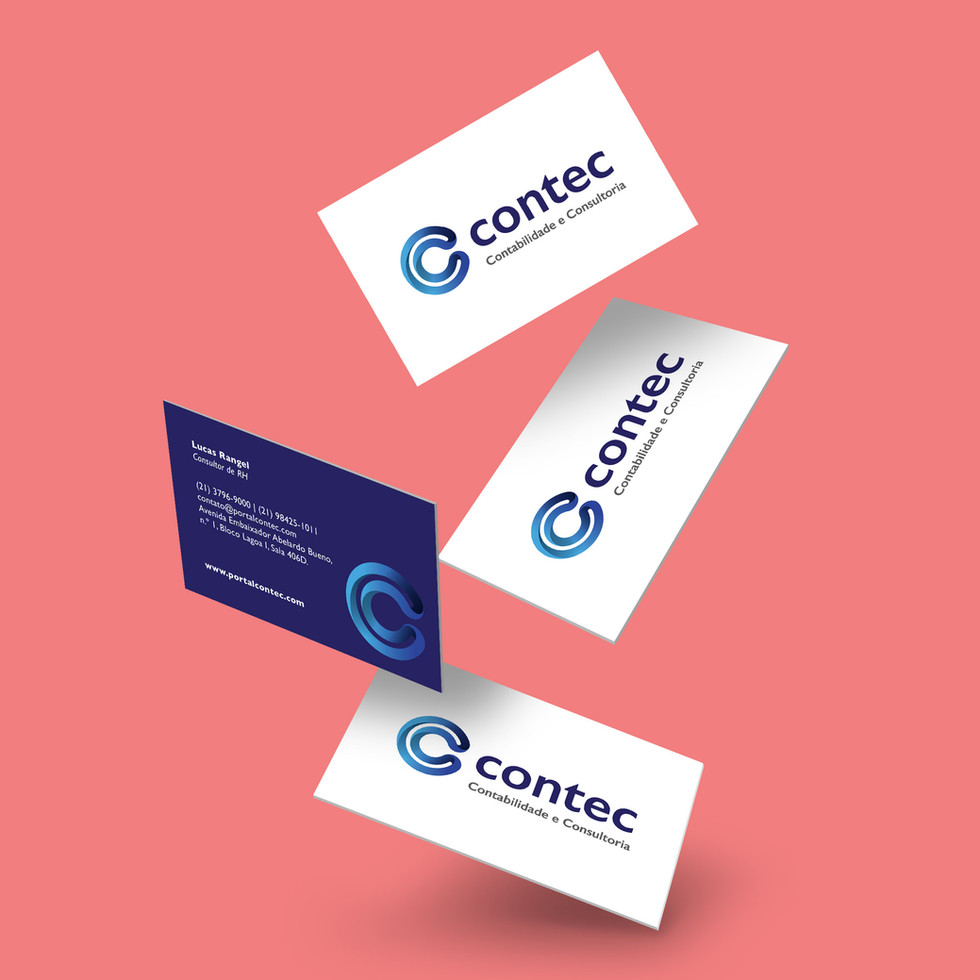 Contec Business Cards