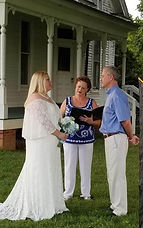 Harlinsdale Farm Officiated Wedding Ceremony