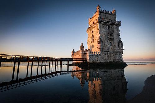 Lisboa, muito prazer!