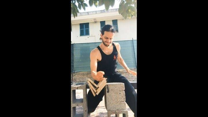 Random skills 🙏🇨🇳🇨🇳☺️ #kungfu #kungfulife #kick #kicking #forms #leopard #leopardfist #pao #mix #skill #skills #balance #arenzano #kwoon #gongfu #hardwork #time #disciplina #allenamento #dedizione #rottura #tecnica #breaking #break #kungfutraining #k