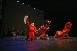 Mou Si - La Danza del Leone