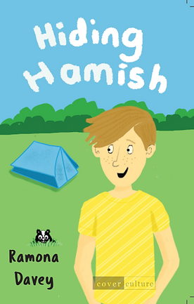 Hiding Hamish Front Cover.png
