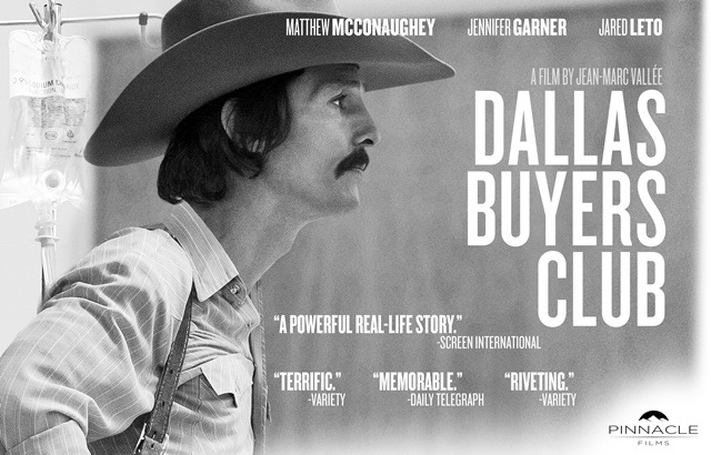 Dallas Buyers Club. Posture Magazine