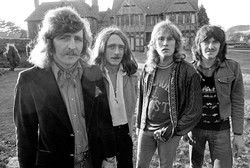 Ten Years After. Brian Cooke _ Redferns