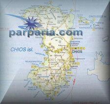 Parparia Chios Island Amani, Παρπαρια Αμανη Χίος
