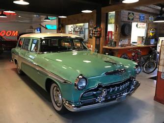 1955 DeSoto Firedome S22 Station Wagon