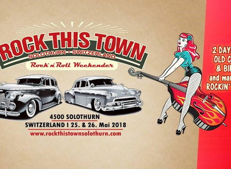 ROCK THIS TOWN 2018 Solothurn