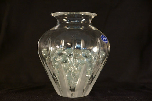 Royal Doulton Crystal Vase