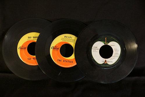 Beatles Record Lot