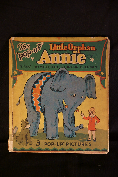 Little Orphan Annie Pop-Up Book