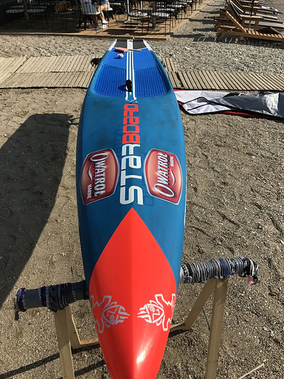 ALL-STAR 12'6 x 24.5  2017' USED + BOARD-BAG EXCELLENT CONDITION