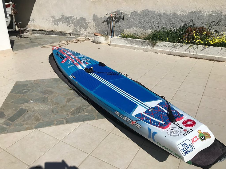 All-Star 14x23 2016 Carbon Excellent Condition  + boardbag