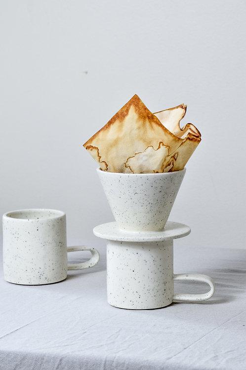 cookies 'n creme hairpin mug