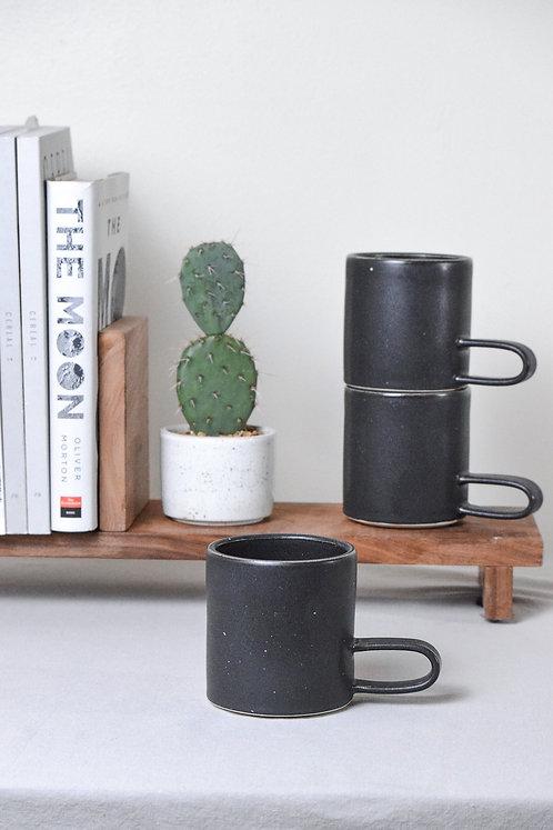 granite hairpin mug