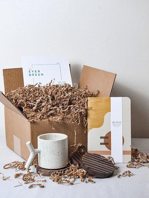 The Evergreen Holiday Box