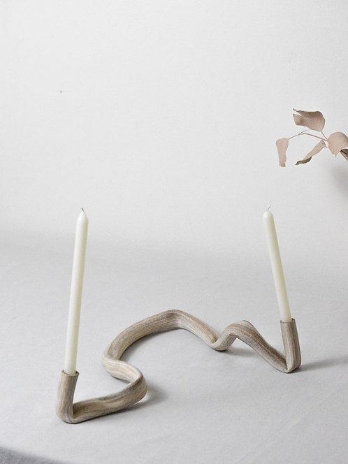 tiger cursive candles