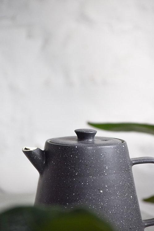 granite teapot