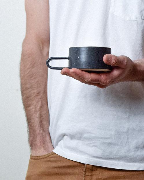 SECONDS - small hairpin mug