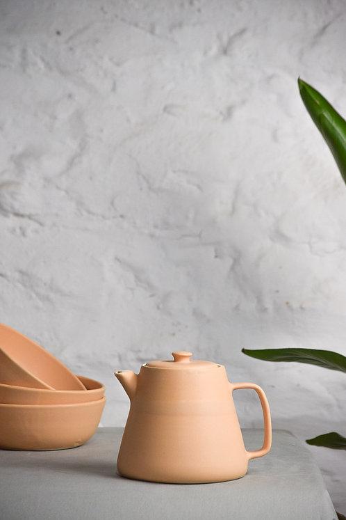 sunstone teapot