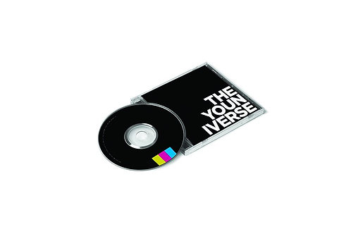 The Youniverse - CMYK CD