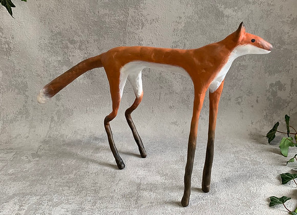 MADE TO ORDER Standing Fox