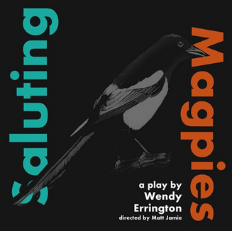 Saluting Magpies by Wendy Errington