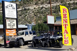 Jeep and RZR rentals