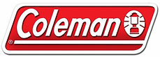 Coleman fuel, camp supplies, stoves, tents