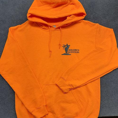 Outfitters Elk Orange Hoodie